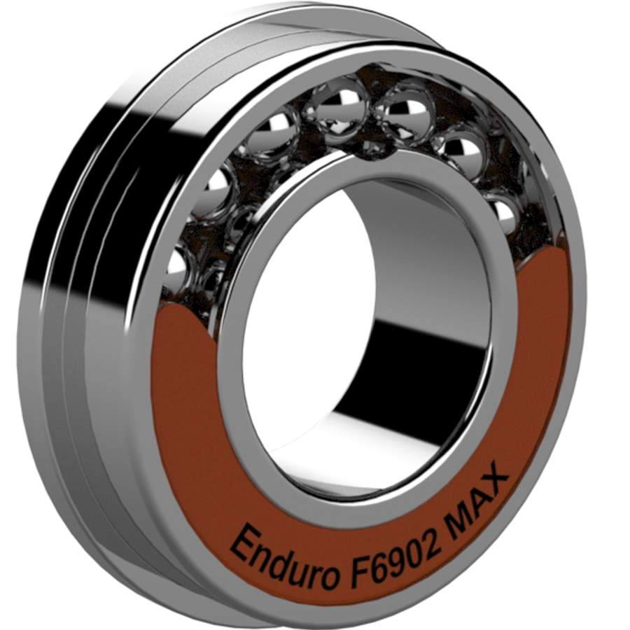 enduro bearings industrielager 6902 eb max 2rs 28x15x7 9 5mm abec 3. Black Bedroom Furniture Sets. Home Design Ideas