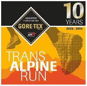10 Jahre Gore-Tex Transalpine Run