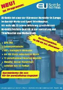 NEU: EU-Bottle Trinkflaschen