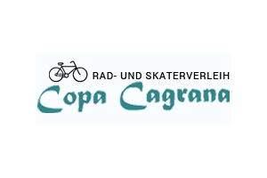 Fahrradverleih Copa Cagrana