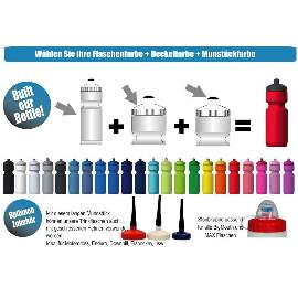 EU Bottle MAX 1000ml Sport