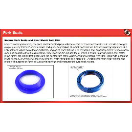 Enduro Bearings Gabel Dichtsatz MAVERICK 32mm, FK-6660