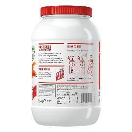 HIGH5 Energy Drink Mit Protein 1600g Beere (4-1 EnergySource Sommerfrüchte)