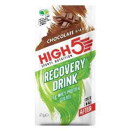 HIGH5 Recovery Drink 9x60g Schokolade (ProteinRecovery)