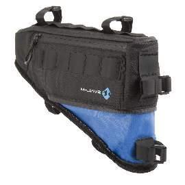 M-Wave Triangel Tasche 3,3 bis 4,2 Liter Wasserdicht