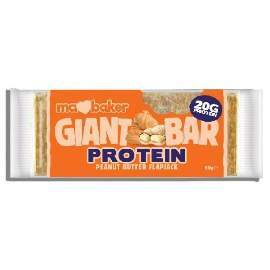 MaBaker Protein Flapjack 20x90g Peanut Butter