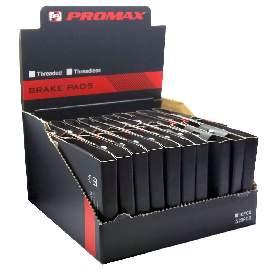 PROMAX V-Brake Belag A-Symmetrisch