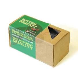 Tretlager BB86 / BB92 zu SRAM / GXP, ABEC-3, Black