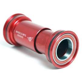 Tretlager BB86 / BB92 zu SRAM / GXP, Angular Contact, Red
