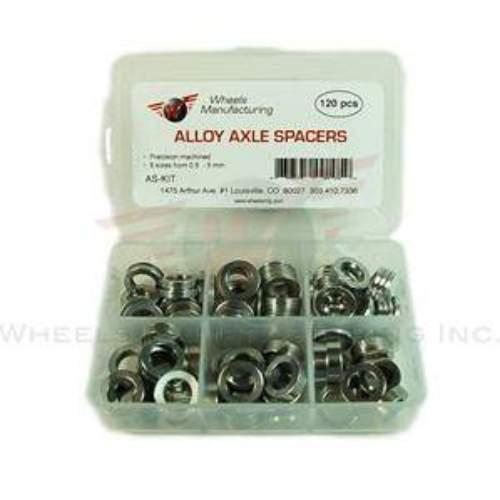 Achs Spacer 16x10x3,0mm
