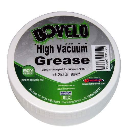 BO Velo High Vacuum Fett, speziell für Tubless Reifen 250g