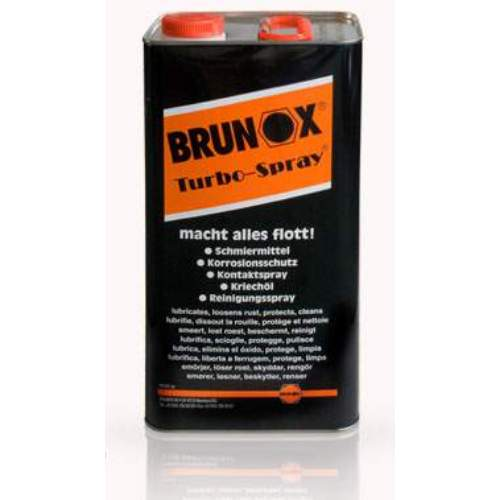 Brunox Turbo Spray 5l