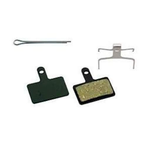 Disc Bremsbelag DBP-10E für SHIMANO Deore M515/M475/C501/C601 mechanical/M525 hydraulic