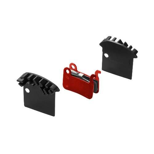 Disc Bremsbelag DBP-17SC COOLING FIN Set GESINTERT für SHIMANO XTR M965/966/Saint M800/Hone M-601/Deore XT M765/LX M858