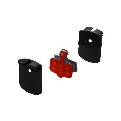 Disc Bremsbelag DBP-44SC COOLING FIN Set GESINTERT für AVID Elixir, SRAM XX/XO
