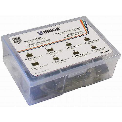 Disc Bremsbelag DBP-52 für SHIMANO M985, M785, M675, M666, M615, FSA, 25 Stk. Packung