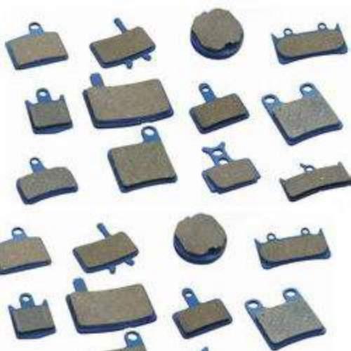 Disc Bremsbelag Vorteilsset: 25 x 2 Paar, diverse Typen