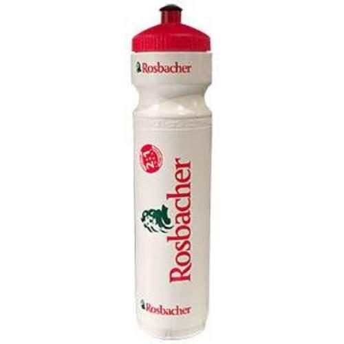 EU Bottle Big Mouth 1100mlDie seit Jahren meistverkauften Weithals Flaschen, große 58mm Öffnung zur schnellen Füllung. Angenehm weiches Mundstück, weiches LDPE Material. Big Mouth 1100ml: Die Gigantische! 1100ml für den großen Durst und der größten Werbefläche. Volumen: 1100ml Durchmesser: 74mm Höhe: 310mm Öffnung: 58mm   EU-Bottle ist einer der führenden Hersteller in Europa im Bereich Werbe und Sport Trinkflaschen. Mit mehr als 20 Jahren Erfahrung gewährleistet EU-Bottle höchste Qualität in der Herstellung von Trinkflaschen und Druck.  Jede Flasche, welche wir herstellen, ist 100% BPA frei und alle Farbstoffe Lebensmittelecht. Unser Engagement für die Gesundheit unserer Kunden erfordert, dass alle unsere Trinkflaschen in Europa hergestellt und gedruckt werden, wo wir persönlich die strengste Qualitätskontrollen, sowohl über die Rohstoffe als auch Produktion durchführen.  Lebensmittelsicherheit Zertifizierungen  EU-Bottle hält alle in der EU erforderlich Zertifizierungen zur Lebensmittelsicherheit, welche für die Überprüfung auf Kundenanfrage zur Verfügung stehen. Bio-Abbaubarkeit  EU-Flaschen verwendet nur biologisch abbaubaren Kunststoff-Rohstoffe höchster Qualität in allen Flaschenformverfahren.   Wählen Sie: • ab 100 Stück individueller Druck. • 13 verschiedene Flaschen Modelle. • Flasche, Deckel Mundstück wählbar aus 33 Farben. • Ab 2000 Stk. Flaschenfarben frei nach Pantone möglich. • Lieferzeit nach Druckfreigabe ca. 2 bis 4 Wochen. • Aufteilung der Stückzahl auf unterschiedliche Flaschengrößen möglich.               Händlerpreisliste Download  Infofolder Download  Kontaktieren Sie uns für Ihr persönliches Angebot.