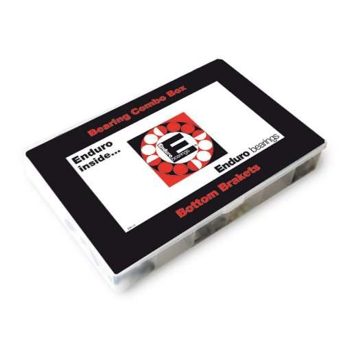 Enduro Bearings Bottom Brackets BoxZur Grundbestückung Ihrer Werkstatt zum Vorteilspreis.