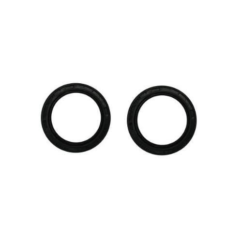 Enduro Bearings Gabel Dichtsatz ROCKSHOX 25,4mm, FK-6614Enduro Bearings entwickelte und entwarf Polyurethan  Dichtungen für Mountainbike-Gabeln. Standard Dichtungen verlieren schnell an Geschmeidigkeit udn Performance durch Schmutz und Verschleiß. Enduro Bearings blaue Polyurethan Dichtungen lösen diese Probleme, verbessern die Performance und bieten ein gutes Ansprechverhalten über einen langen Zeitraum, ohne langwieriger Wartung. Enduro Bearings Dichtungen dichten besser, gleiten besser, gleiten ruhiger als original Dichtungen. Innere Dichtungen Moly -Disulfid gefettet, für noch besseres Ansprechverhalten.  Verfügbar für die meisten Federgabel Marken und Federgabel Modelle als günstiges Upgrade jeder Gabel.  Hersteller: RockShox Innendurchmesser: 25,4mm Außendurchmesser: 35mm  Packungsinhalt: • 2x Öl Dichtung