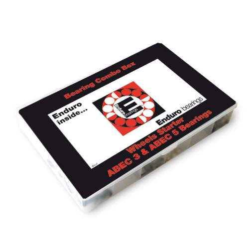 Enduro Bearings Wheels Starter Box