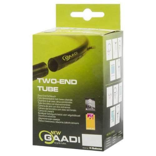 GAADI offener ZweiEnd Schlauch 20x1.9-2.1 - ETRO 50/54-406, Autoventil 40mm