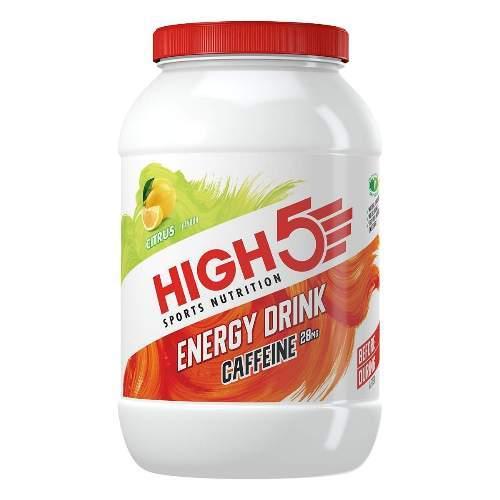 HIGH5 Energy Drink Koffein 2200g Zitrone (EnergySource + Koffein)