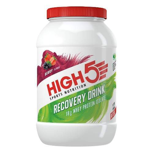 HIGH5 Recovery Drink 1600g Beere (ProteinRecovery Sommerfrüchte)
