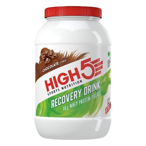 HIGH5 Recovery Drink 1600g Schokolade (ProteinRecovery)