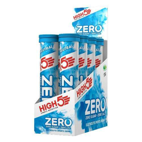 HIGH5 ZERO 8x20 Stk. Pack Neutral / Ablaufdatum: März 2020