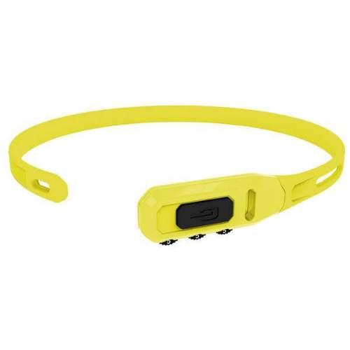 Hiplok Z-Lok Kabelbinder-Zahlenschloss, 50cm, gelb
