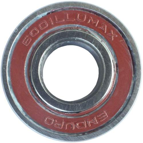 Industrielager 6001 MAX 2RS, 12x28x8mm, ABEC-3