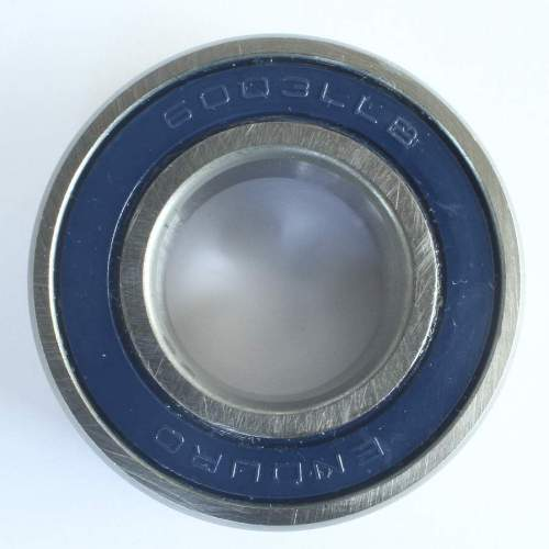 Industrielager 6003 2RS, 17x35x10mm, ABEC-3