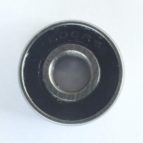 Industrielager 606 2RS, 6x17x6mm, ABEC-3
