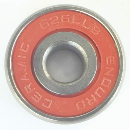Industrielager 607 2RS, 7x19x6mm, CERAMIC HYBRID ABEC-5