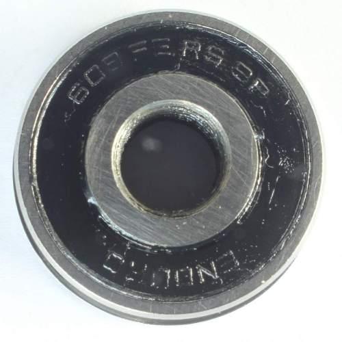 Industrielager 608 FE SP 2RS, 8x22x7mm, ABEC-3 mit Ansatz 24mm BMC