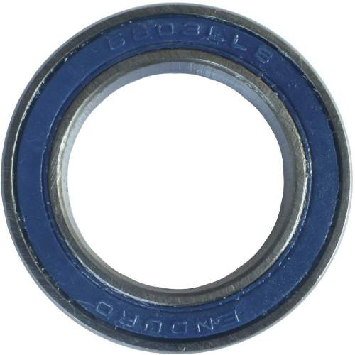 Industrielager 63803 2RS, 17x26x7mm, ABEC-3