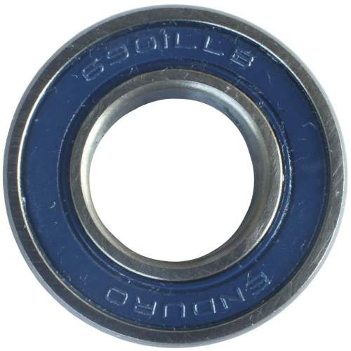 Industrielager 6901 2RS, 12x24x6mm, ABEC-3