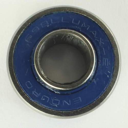 Industrielager 698-EE MAX 2RS, 19x8x6/10mm, ABEC-3