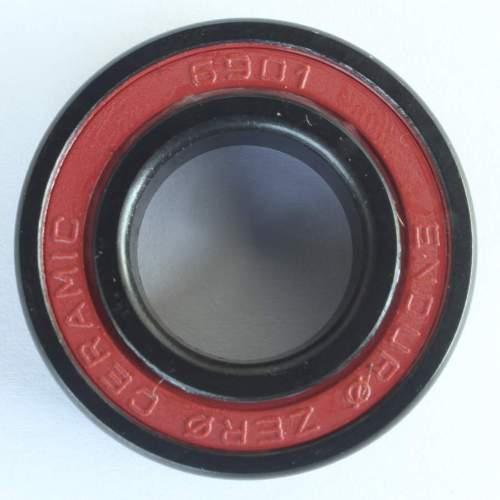 Industrielager MR23327 2RS, 23x32x7mm, ZERO CERAMIC