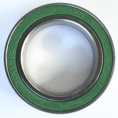 Industrielager MR240737 2RS, 24,07x37x7mm, CERAMIC HYBRID ABEC-5