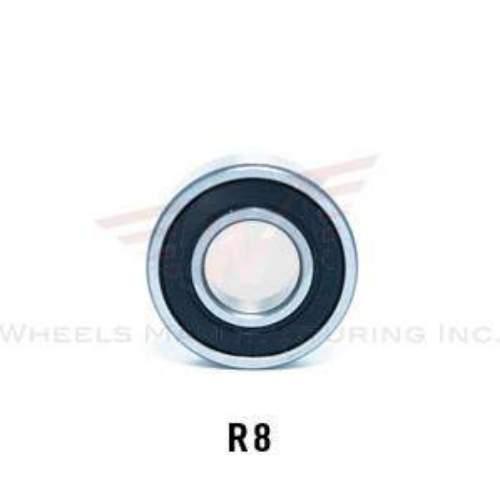 Industrielager R8 2RS, 12,7x28,5x8mm, IBB