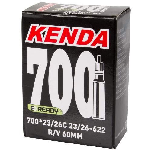 KENDA Schlauch 27/28x3/4+1+1.1/16 - ETRO 23/26-622/630, Franz. Ventil 60mm