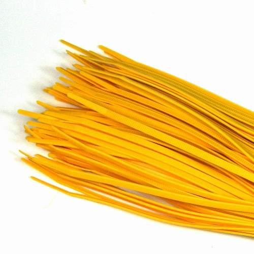Kabelbinder 3,6 x 200mm, gelb, 100 Stk Packung