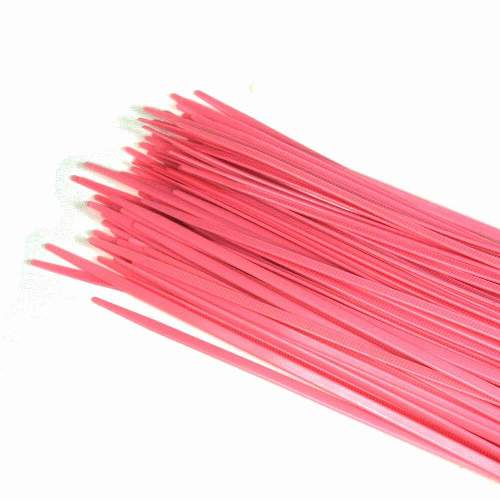 Kabelbinder 3,6 x 200mm, rosa, 100 Stk Packung