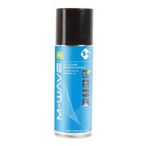 M-Wave Oil Guard Spezialöl, biologisch abbaubar, 200ml