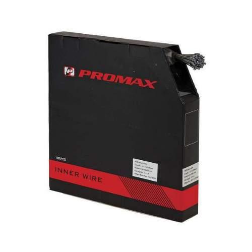 PROMAX Edelstahl Innenzug für Schaltungen, 100 Stk Packung, 1,2mm