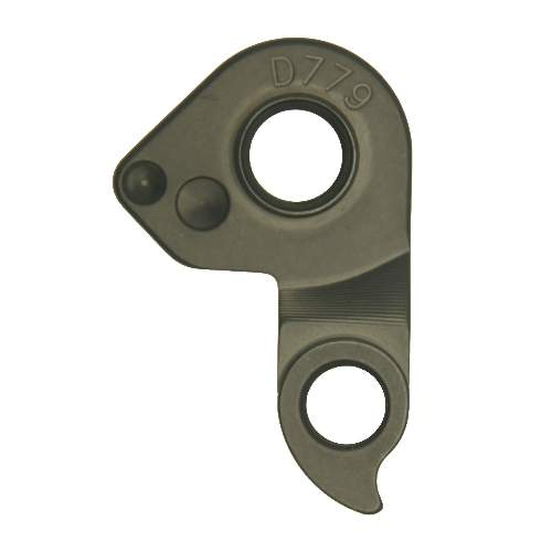 Dropout #1187• CNC manufactured from 6061 alloy for better shifting performance and higher durability • Black anodized finish for better looking and a longer lasting surface quality Holes: 3-Hole Position: Outside Mount: M5 - 6mm - M12x1.0 Distance: 8mm We suggest to order 2 Dropouts, so you have next time one in spare and have no waiting time.