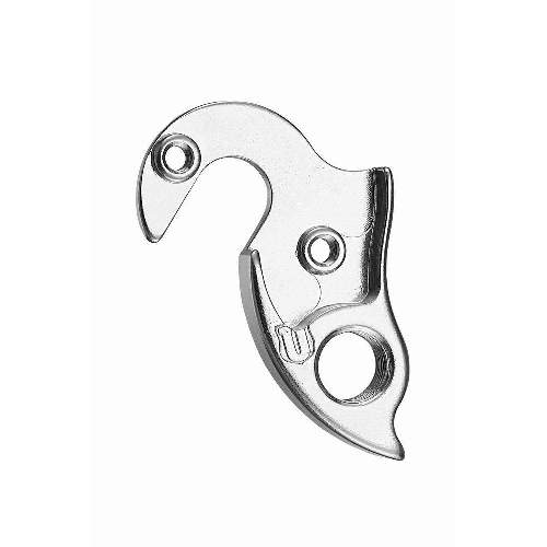 Dropout #457All Union derailleur hangers are 100% identical to the original ones and come from the same frame manufacturer.Holes: 2-Hole Position: Outside Mount: M4 - M4 Distance: 23 mm We suggest to order 2 Dropouts, so you have next time one in spare and have no waiting time.