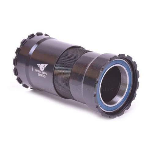Tretlager 386EVO zu BB30 / BB30 wide / 386EVO / OSBB / BBRight™, ABEC-3, Black